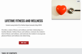 Lifetime Fitness and Wellness