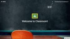 Creating a Google Classroom