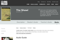 The Shawl by Cynthia Ozick - Audio Guide