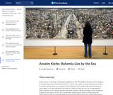 Anselm Kiefer, Bohemia Lies by the Sea