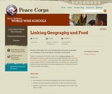 Linking Geography and Food