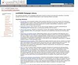 ComPADRE-SERC Pedagogic Library
