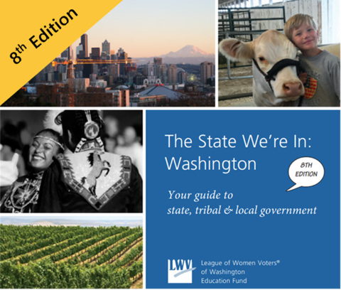 The State We're In: Washington - Eighth Edition
