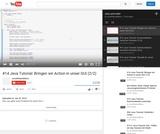 #14 Java Tutorial: Bringen wir Action in unser GUI (2/2)