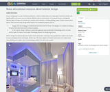 Some educational resource about interior design