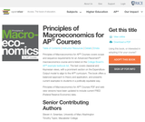 Principles of Macroeconomics for AP Courses