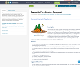 Dramatic Play Center- Campout