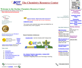 The Chemistry Resource Center