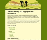 A Brief History of Copyright and Innovation