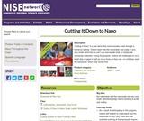 Cutting it Down to Nano
