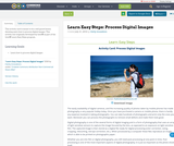Learn Easy Steps: Process Digital Images