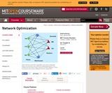 Network Optimization, Fall 2010