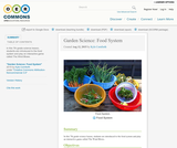 Garden Science: Food System