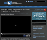 Perspectives on Ocean Science: Fronts and Eddies: The Weather of the Ocean