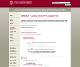 Internet Islamic History Sourcebook