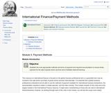 Module 4: Payment Methods