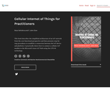Cellular Internet of Things for Practitioners