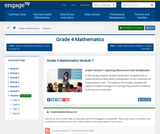 Grade 4 Module 7: Exploring Measurement with Multiplication