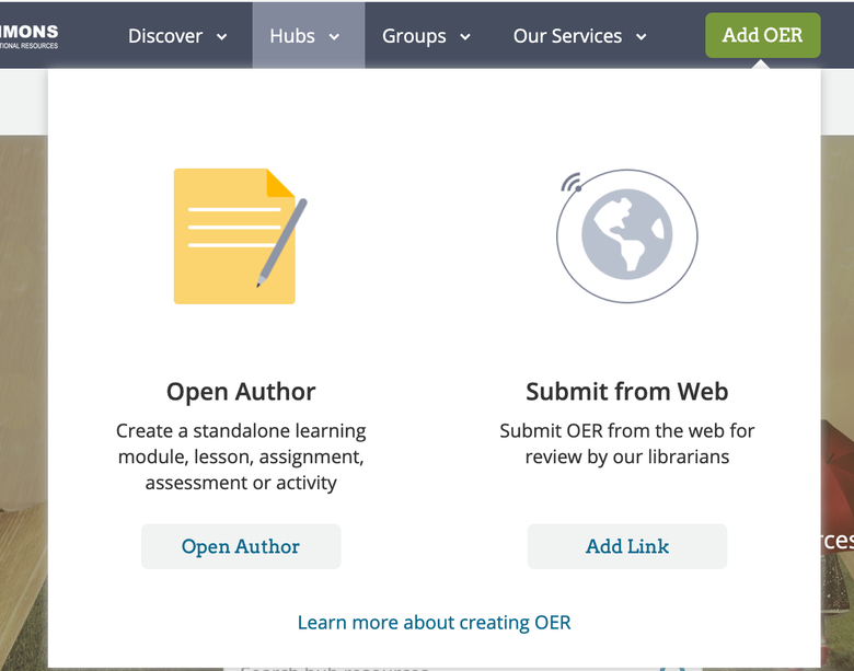Importing a Google Doc to Create an Open Author Resource