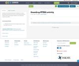 Gumdrop STEM activity