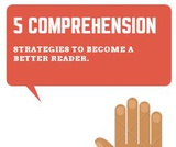 The 5 Comprehension Strategies to help make you a better reader!