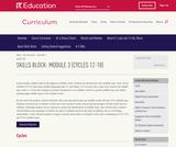 Grade 1: Reading Foundations Skills Block: Module 3