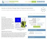Design Step 4: Engineering Analysis
