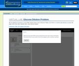 Glucose Dilution Problem