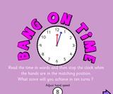 Bang on Time