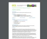 Energy Flow Activity 1: Predators and Prey (Grades 2-5)
