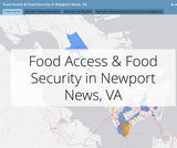 Food Access & Food Security in Newport News, VA