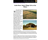 Knife River: Early Village Life on the Plains
