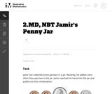 Jamir's Penny Jar
