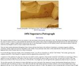 1054 Supernova Petrograph
