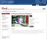 Principles of Industrial Hygiene
