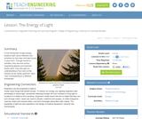 The Energy of Light