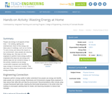 Wasting Energy at Home