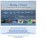 Bering Sea Climate