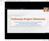 """Pathways Project Showcase"" Webinar Recording (Closed Captioned) 