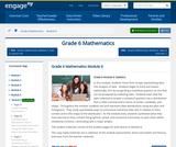 Grade 6 Module 6: Statistics
