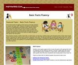 Basic Math Facts Fluency