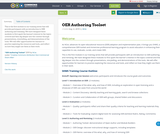 OER Authoring Toolset