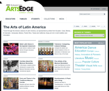 ArtsEdge Media Collection: Latin America