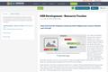 OER Development - Resource Tracker
