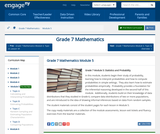 Grade 7 Module 5:Statistics and Probability