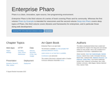 Enterprise Pharo a Web Perspective