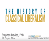 The History of Classical Liberalism