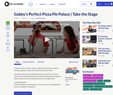 Gabby's Perfect Pizza Pie Palace