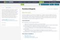 Portfolio & English