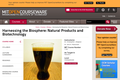 Harnessing the Biosphere: Natural Products and Biotechnology, Fall 2012